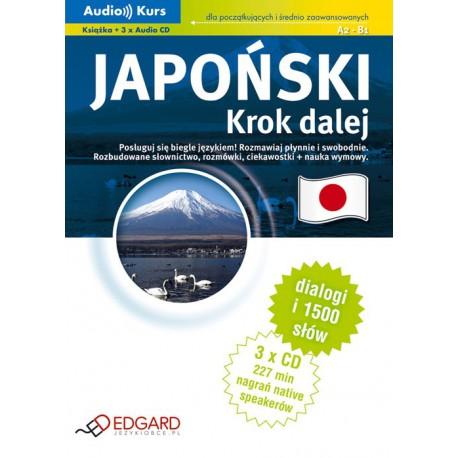 Japońaki krok dalej (z CD)