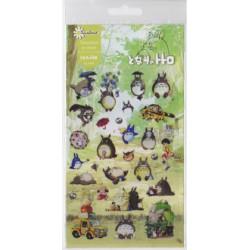Naklejki japońskie Totoro