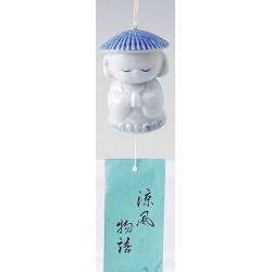 Furin - dzwonek wietrzny Jizo