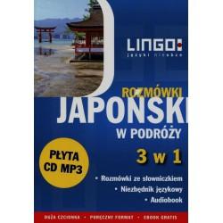 Japoński w podróży z płytą CD