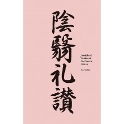 Pochwała cienia - Junichiro Tanizaki