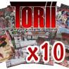 Magazyn Torii dowolne numery - pakiet 10 egzemplarzy