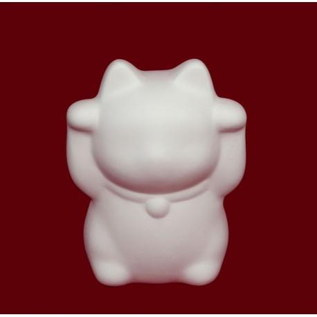 Maneki neko ceramiczna skarbonka - do spersonalizowania