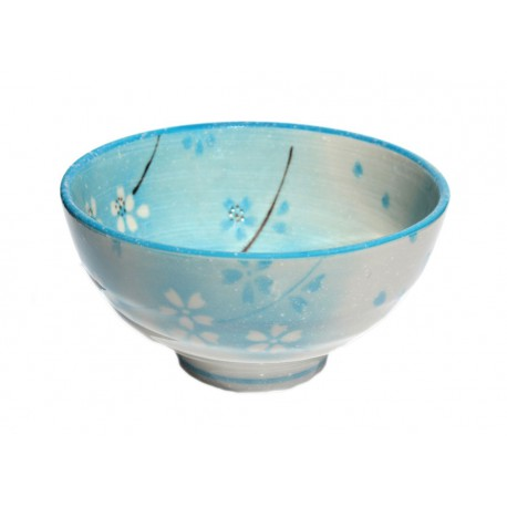 Miseczka ceramiczna sakura blue