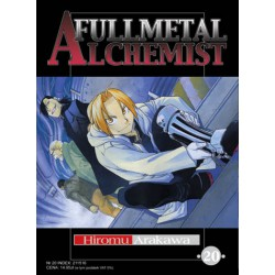 Fullmetal Alchemist t.20