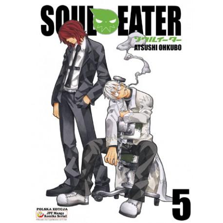 Soul Eater t. 5
