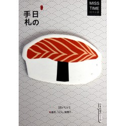 Karteczki samoprzylepne memo sushi