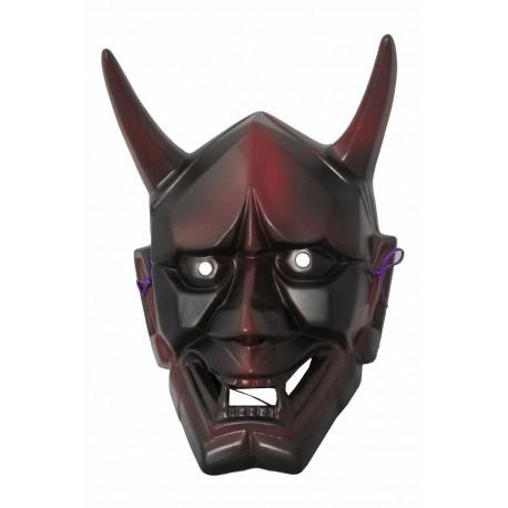 Maska ceramiczna - demon hannya duża 25 cm