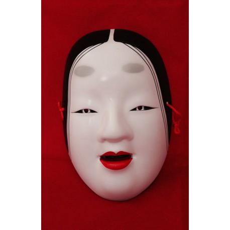 Maska ceramiczna - kobieta duża 20 cm