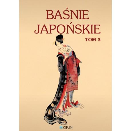 Baśnie japońskie - tom 3
