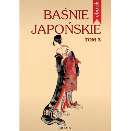 Baśnie japońskie - tom 3 EBOOK