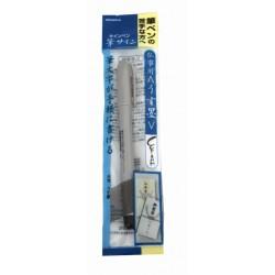 Fude pen - pędzel w pisaku do kaligrafii Zebra cienki