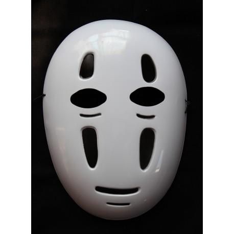Maska plastikowa na cosplay - Kaonashi czarna