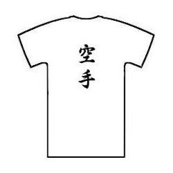 Koszulka - Karate