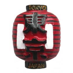 Magnes 3D z Tokio lampion 5 cm