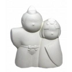 Figurki hina ningyo ceramiczne skarbonka - do spersonalizowania