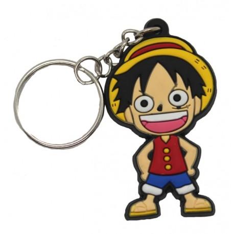 Breloczek One Piece - Luffy