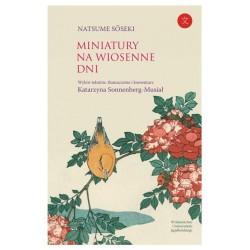 Miniatury na wiosenne dni - Natsume Soseki