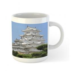 Kubek ceramiczny - zamek Himeji