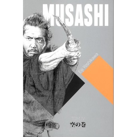 Musashi. Tom 4. Zwój Pustki - Eiji Yoshikawa