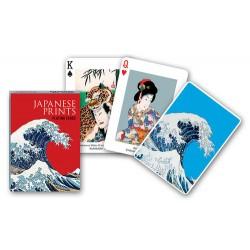 Karty do gry - Japońskie grafiki