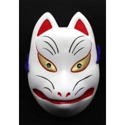 Maska ceramiczna - lis Inari duża 18 cm