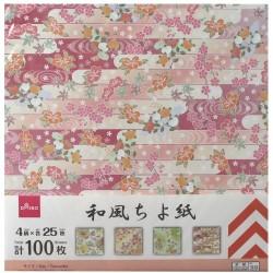 Papier do origami 100 szt.
