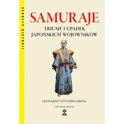Samuraje. Triumf i upadek japońskich wojowników wyd. 2021
