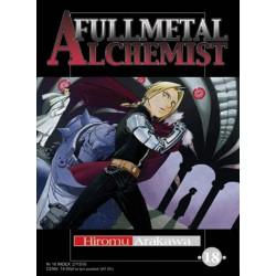 Fullmetal Alchemist t.18
