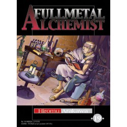 Fullmetal Alchemist t.19