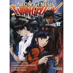 Neon Genesis Evangelion t.12