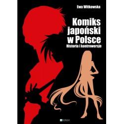 Komiks japoński w Polsce. Historia i kontrowersje