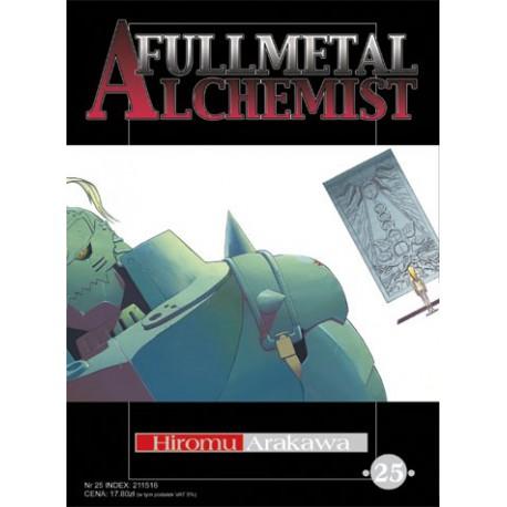 Fullmetal Alchemist t.24