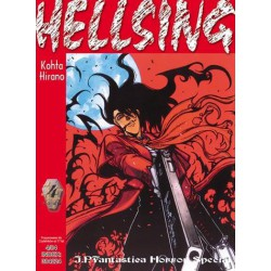 Hellsing t.4