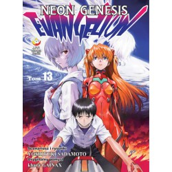 Neon Genesis Evangelion t.13