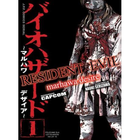 Resident Evil t.1