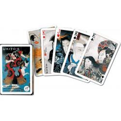 Karty do gry z ukiyo-e